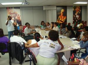 Reunião vai definir próximas ações da FENAFAL (Foto: Dalmo Oliveira)