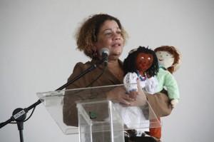 Joice Aragão: Sensibilidade à frente da batalha (Foto: Fabiana Veloso)