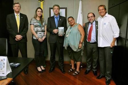 Entidade ressalta sensibilidade do ministro para com os brasileiros com falciforme